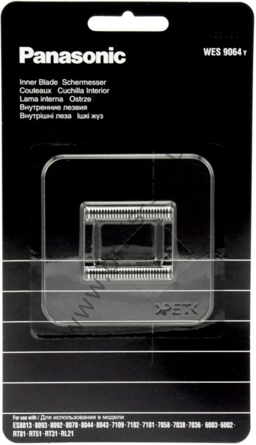Лезвия WES9064Y Panasonic