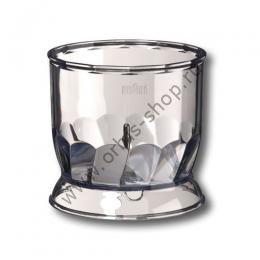 Чаша малого измельчителя 350мл для блендера Braun